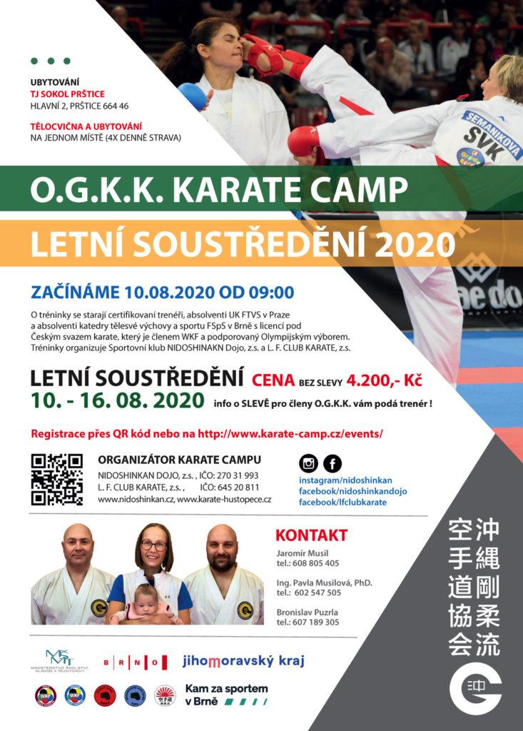 Karate Camp 2020